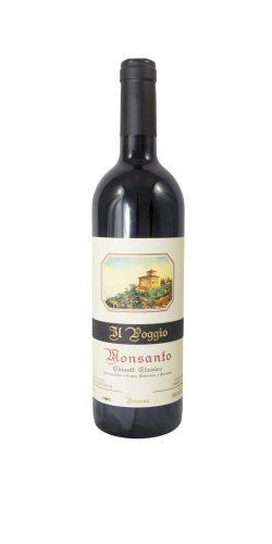 Castello Monsanto Il Poggio Chianti Classico Riserva 2007