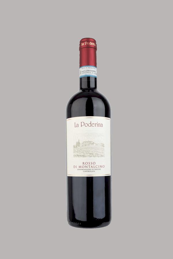 La Poderina 2010 Rosso Di Montalcino - 750 ml