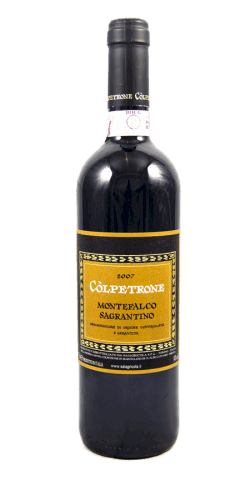 Colpetrone Montefalco Sagrantino D.O.C.G 2007