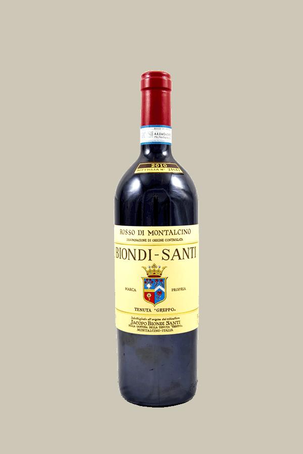Rosso di Montalcino prezzo 2010 Biondi Santi