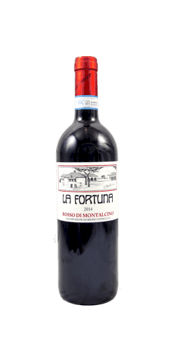 La Fortuna Rosso Di Montalcino 2014