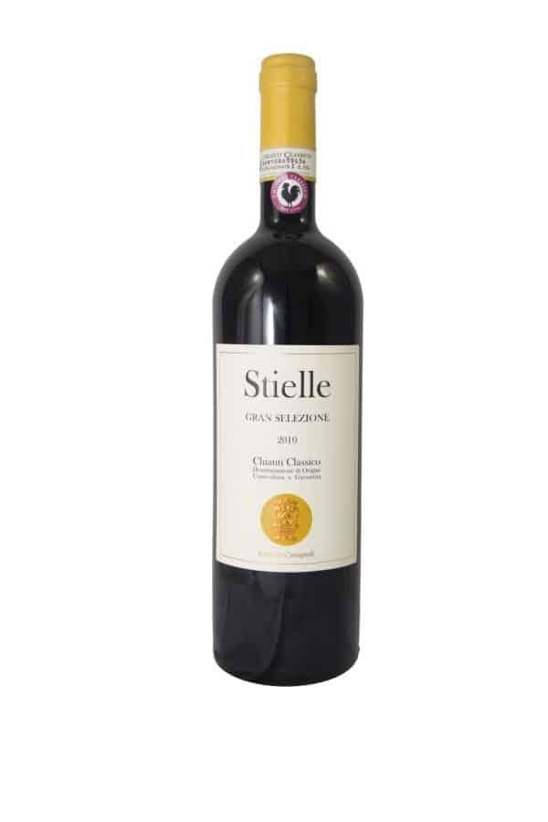 """Rocca Di Castagnoli """"Stielle"""" Chianti Classico Gran Selezione 2010"""