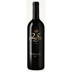 Ornellaia 2010 25° Anniversario: vino rosso by Tenuta dell'Ornellaia Bolgheri Superiore
