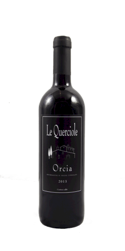 Orcia D.O.C Le Querciole 2013