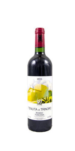 Tenuta Del Trinoro: Trinoro 2001 Toscana I.G.T