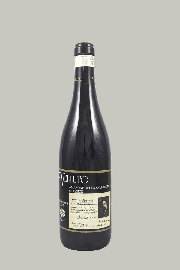 Il Velluto 2003 Amarone Della Valpolicella Classico D.O.C.G 2003