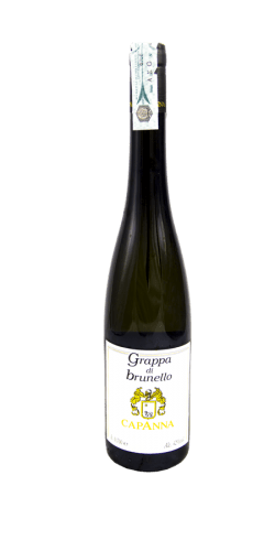 Capanna Grappa Di Brunello 700 ml