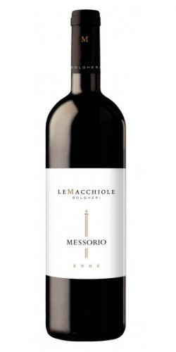 Le Macchiole Messorio Toscana I.G.T 2011 Magnum