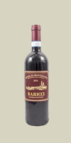 Baricci Rosso Di Montalcino 2016