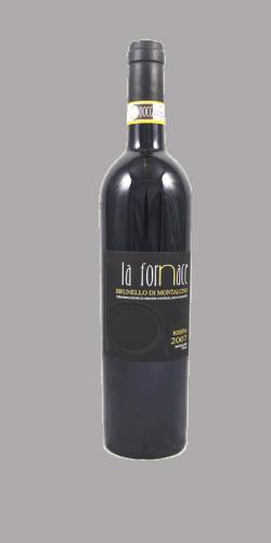 La Fornace Brunello Montalcino Riserva 2007