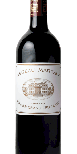 Chateau Margaux bottiglia standard 750: vino pregiato da collezione, investimento, ma soprattutto buono da bere!