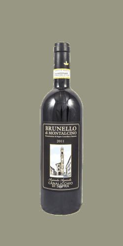 Canalicchio Di Sopra Brunello Di Montalcino 2010