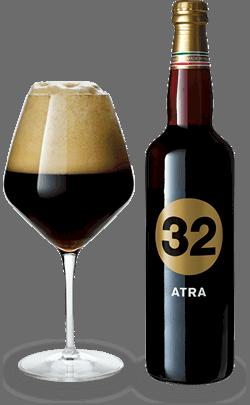 """32 Via Dei Birrai """"Atra """" 750 ml"""