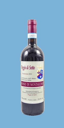 Poggio Di Sotto Rosso Di Montalcino 2015