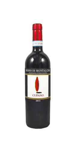 Cupano Rosso Di Montalcino 2015 Biologico