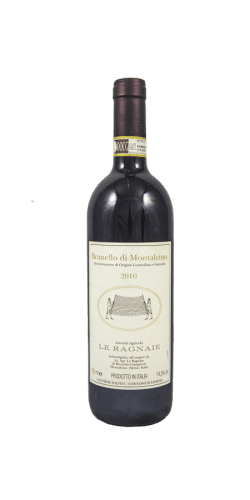 Le Ragnaie Brunello Di Montalcino 2010