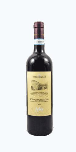 Piancornello Rosso Di Montalcino 2013