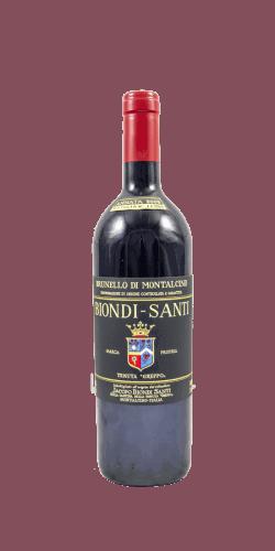 Biondi Santi 2004 Brunello Di Montalcino 2004