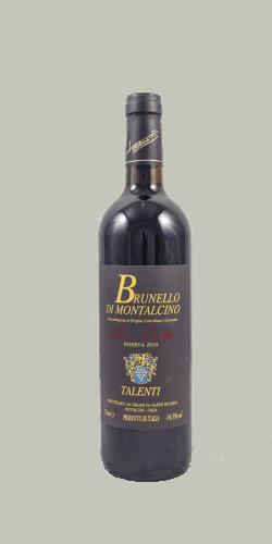 Talenti Brunello Di Montalcino Pian Di Conte Riserva 2012