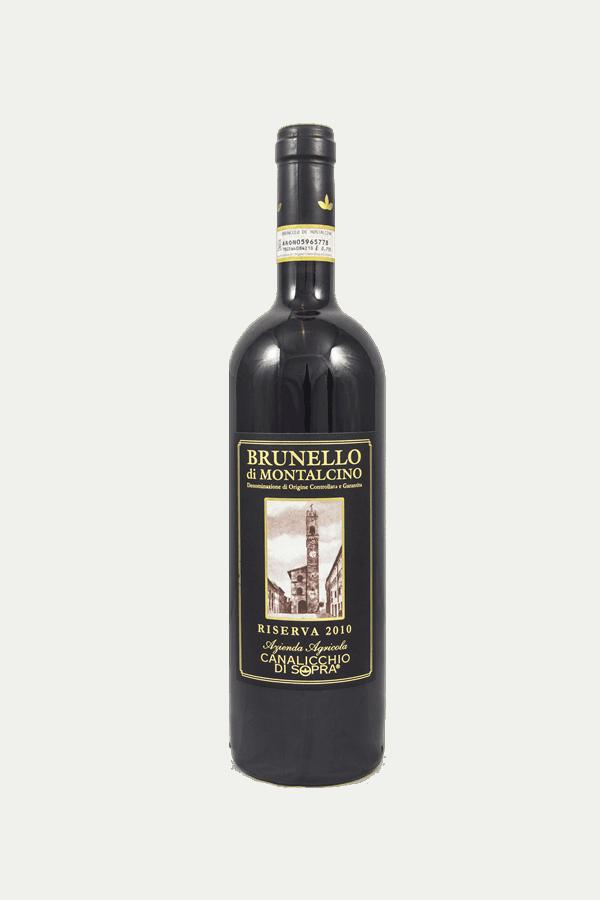 Canalicchio Di Sopra Brunello Di Montalcino 2012