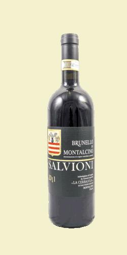 Salvioni Brunello di Montalcino 2012