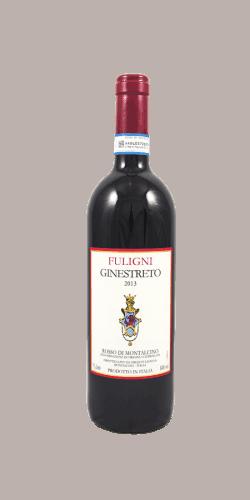 """Fuligni Rosso Di Montalcino """"Ginestreto"""" 2016"""