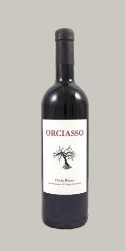 La Cantoniera -Orciasso 2014- Sangiovese Orcia D.O.C.