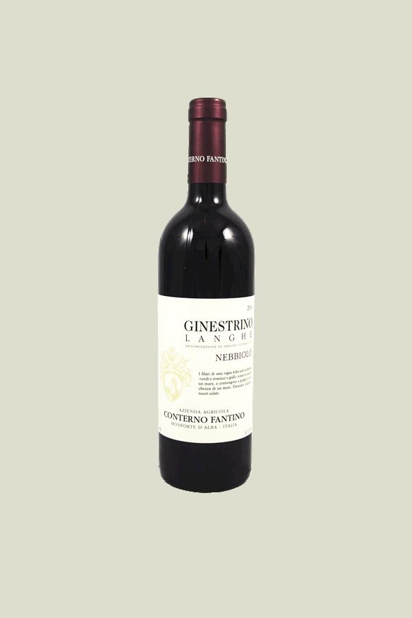 Conterno Fantino Ginestrino Nebbiolo 2014