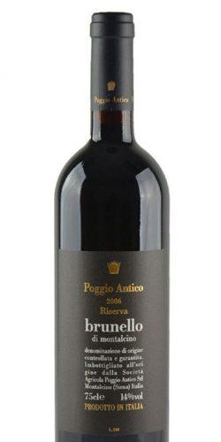Poggio Antico Brunello 2010 Riserva