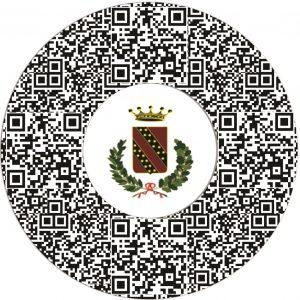 QR Code Osenna Wine per Google Maps.