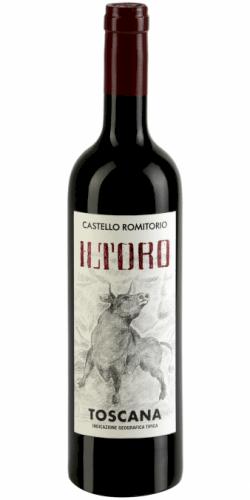 """Castello Di Romitorio """"Il Toro"""" I.G.T 2015"""