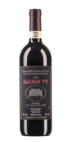 Le Ragnaie V.V: Vecchie Vigne Brunello Di Montalcino 2013