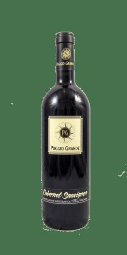 Poggio Grande Cabernet Sauvignon 2013 Toscana I.G.T.