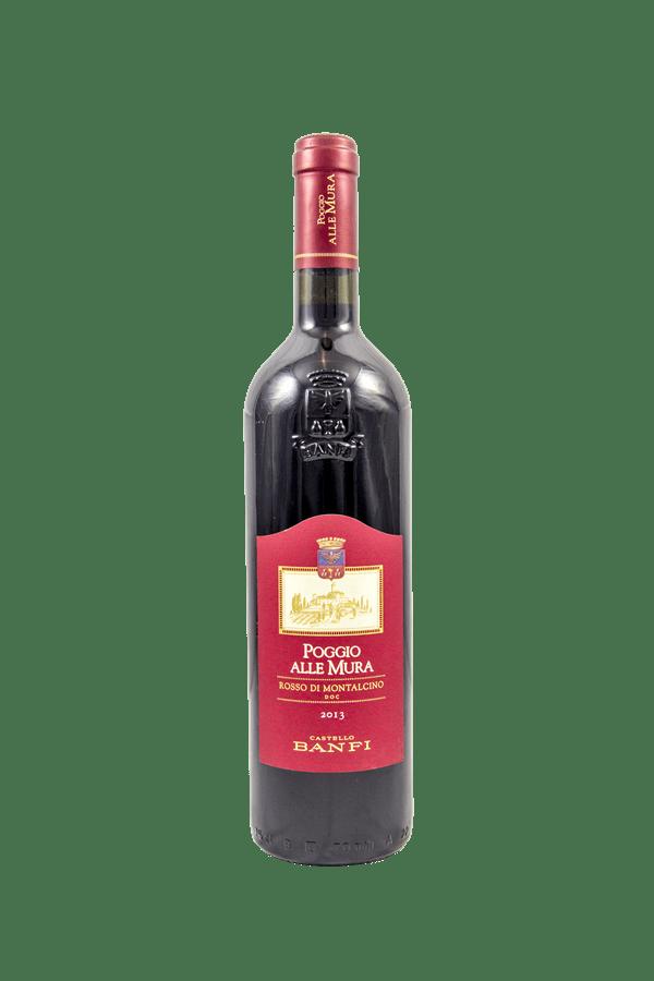Castello Banfi Poggio Alle Mura 2016 Rosso Di Montalcino