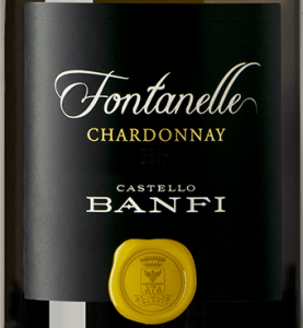 Castello Banfi Chardonnay Fontanelle 2017 Toscana I.G.T