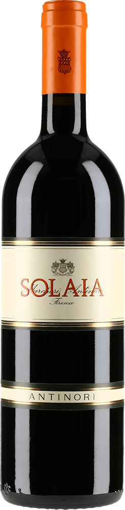 Solaia 2015 by Antinori 100/100 Disponibile su Osenna Wine!