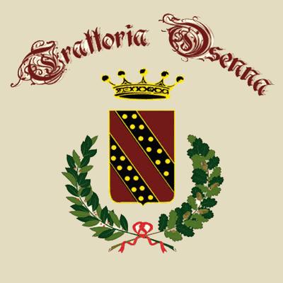 Trattoria Osenna: Ristorante San Quirico D'Orcia