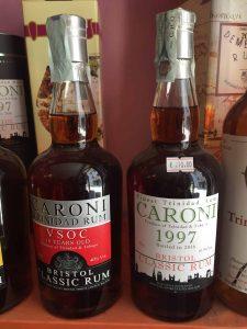 Rum Caroni Bristol Classical Rum